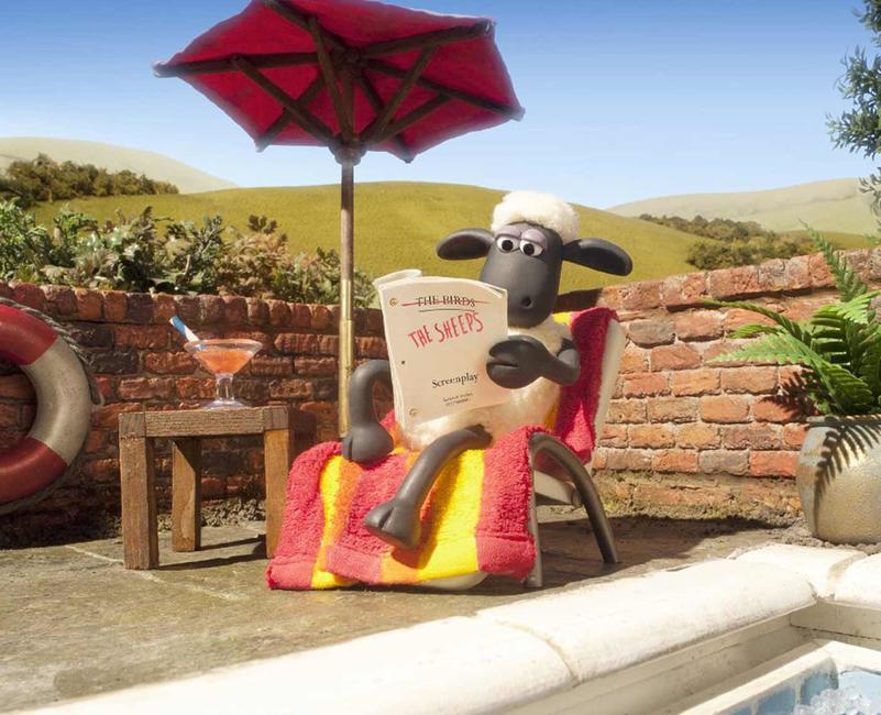 Shaun the Sheep Movie Photos + Posters