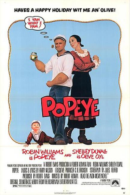 Popeye / Good Morning Vietnam Photos + Posters
