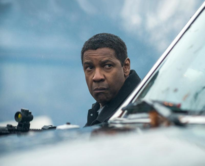 The Equalizer 2 Photos + Posters
