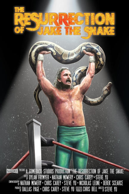 The Resurrection of Jake The Snake Roberts Photos + Posters
