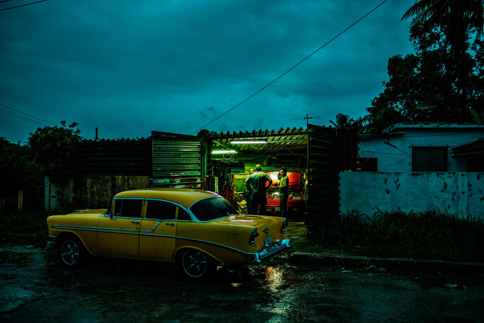 Havana Motor Club Photos + Posters