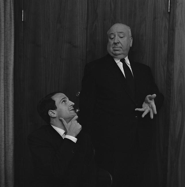 Hitchcock/Truffaut Photos + Posters