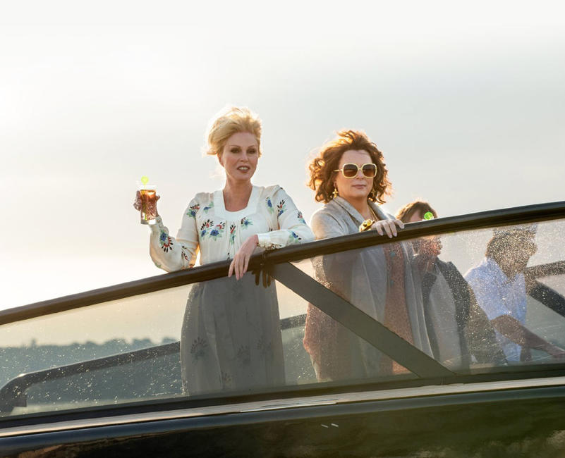 Absolutely Fabulous Photos + Posters