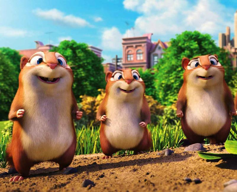 The Nut Job 2: Nutty by Nature Photos + Posters