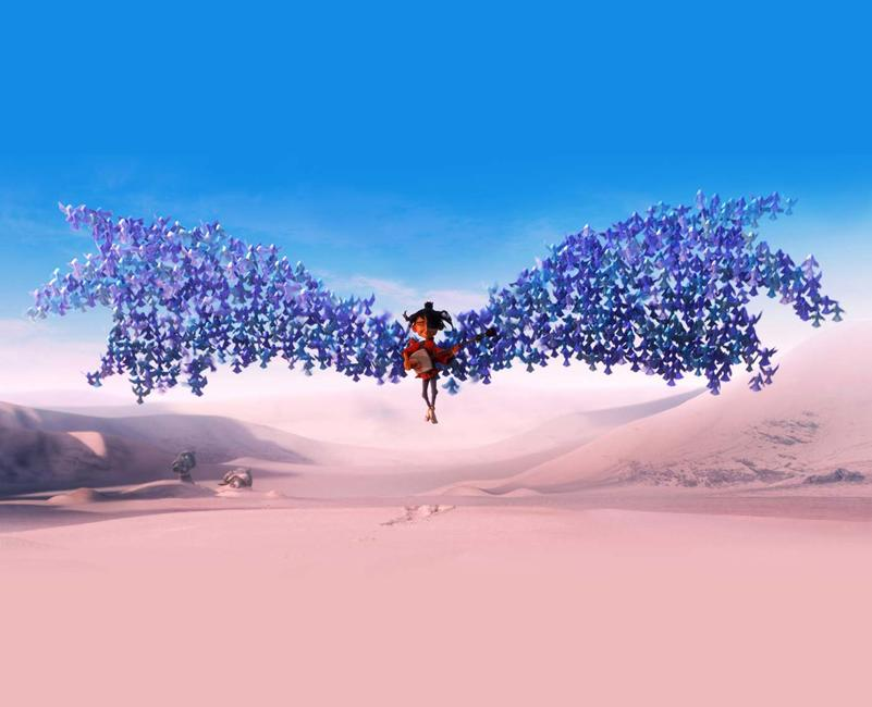 Kubo and the Two Strings Photos + Posters