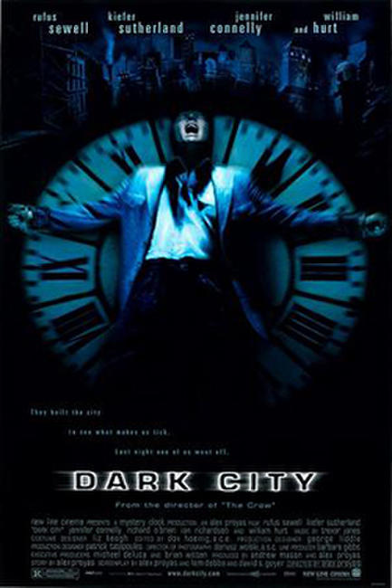 DARK CITY/THE MATRIX Photos + Posters