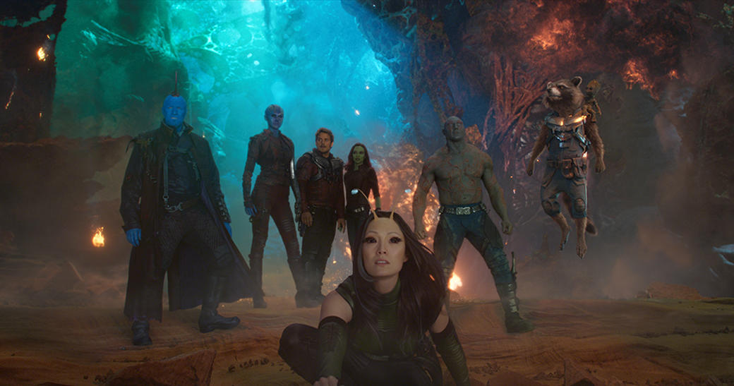 Guardians of the Galaxy Vol. 2 Photos + Posters