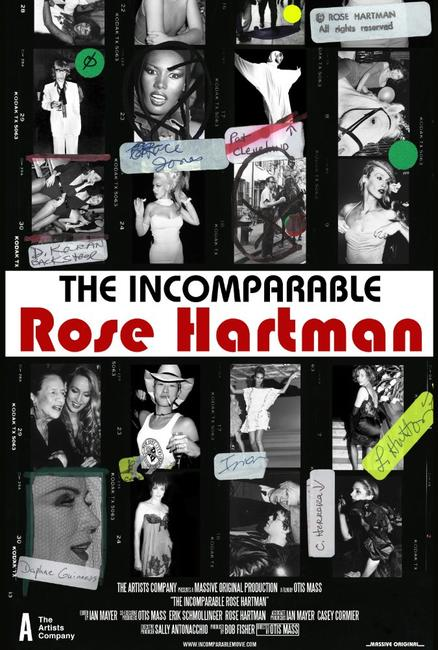 The Incomparable Rose Hartman Photos + Posters