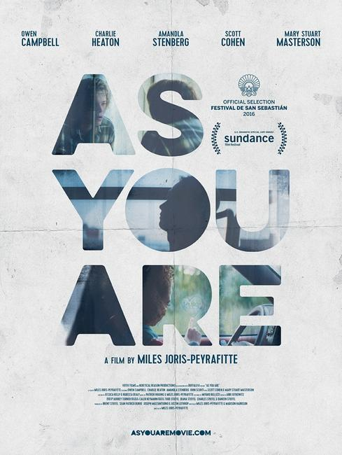 As You Are Photos + Posters
