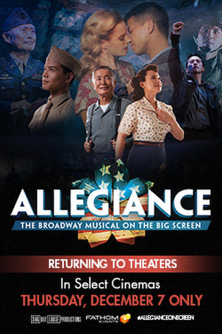 George Takei's Allegiance on Broadway Photos + Posters