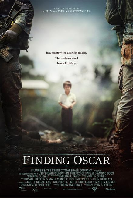 Finding Oscar Photos + Posters