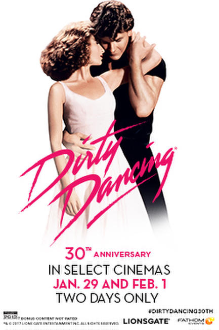Dirty Dancing 30th Anniversary Photos + Posters