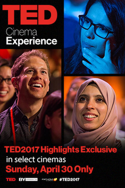 TED Cinema Experience: Highlights Exclusive Photos + Posters