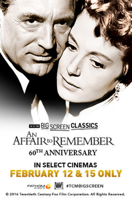 An Affair to Remember 60th Anniversary (1957) presented by TCM Photos + Posters
