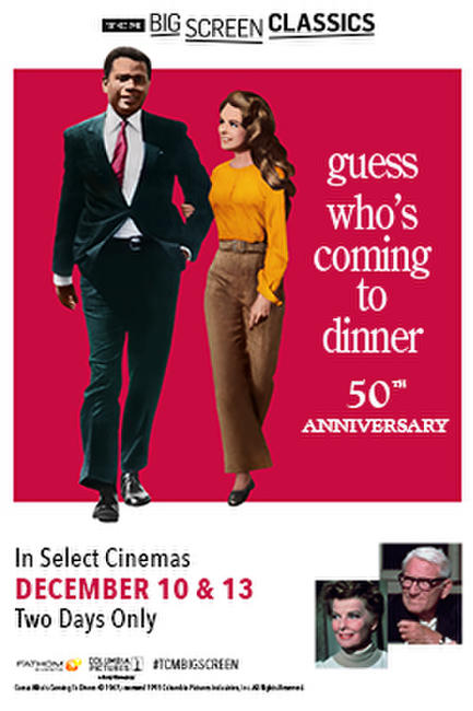 Guess Who's Coming to Dinner 50th Anniversary (1967) presented by TCM Photos + Posters