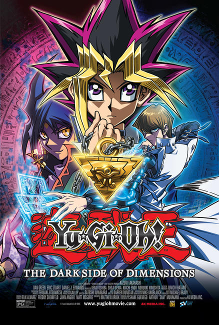 Yu-Gi-Oh!: The Dark Side of Dimensions Photos + Posters