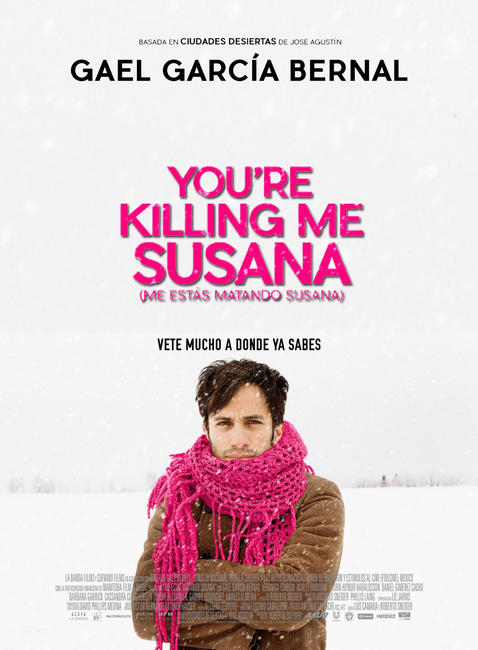 You're Killing Me Susana Photos + Posters