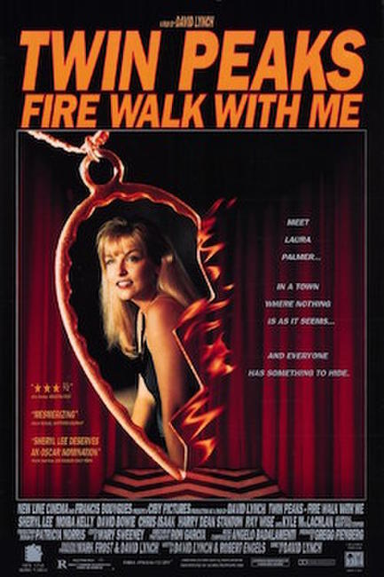 TWIN PEAKS: FIRE WALK WITH ME/LOLITA Photos + Posters