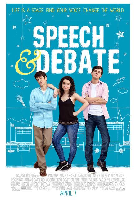 Speech & Debate (2017) Photos + Posters
