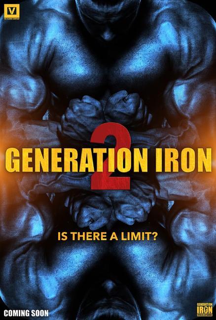Generation Iron 2 Photos + Posters