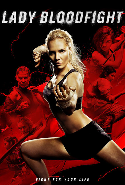 Lady Bloodfight Photos + Posters