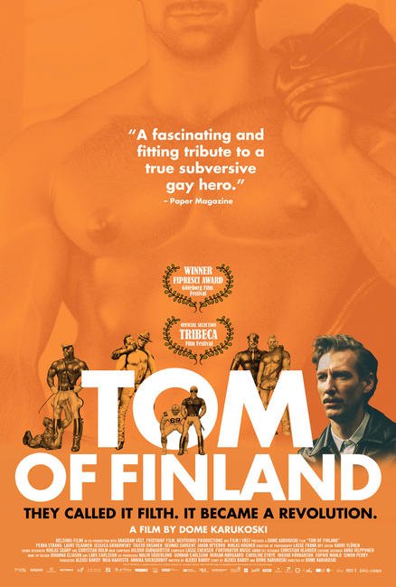 Tom of Finland Photos + Posters