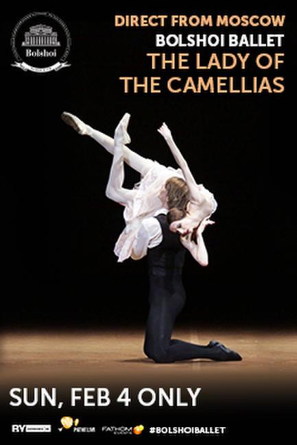 Bolshoi Ballet: The Lady of the Camellias Encore Photos + Posters