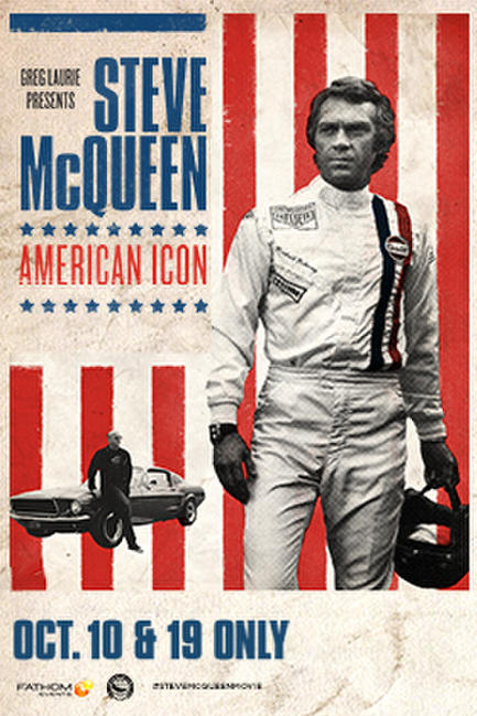 Steve McQueen: American Icon Photos + Posters