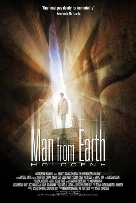 The Man From Earth: Holocene Photos + Posters