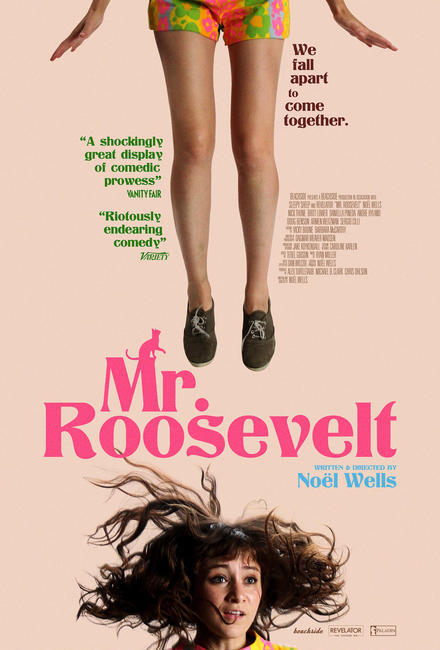 Mr. Roosevelt Photos + Posters