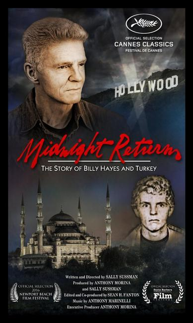 Midnight Return: The Story of Billy Hayes and Turkey Photos + Posters