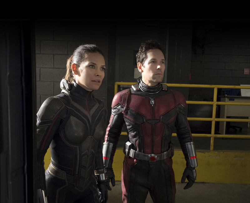 Ant-Man and the Wasp Photos + Posters