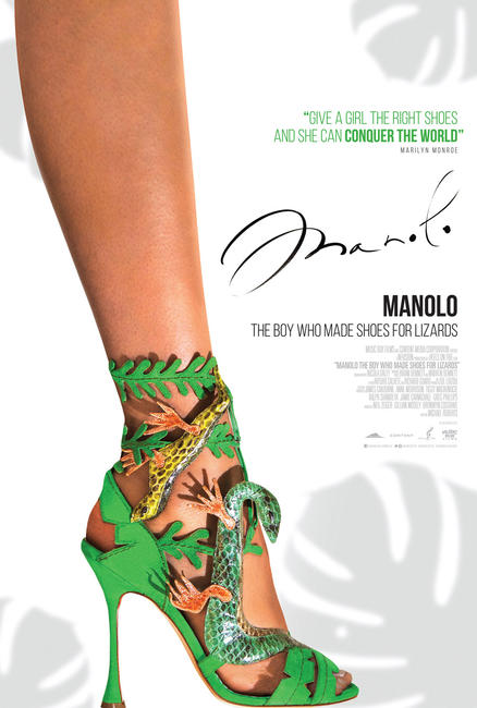 Manolo: The Boy Who Made Shoes for Lizards Photos + Posters