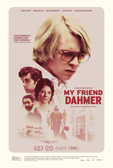 My Friend Dahmer  Photos + Posters