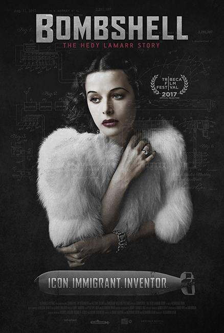 Bombshell: The Hedy Lamarr Story Photos + Posters
