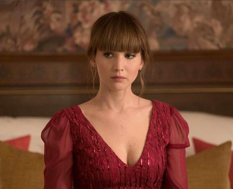 Red Sparrow Photos + Posters