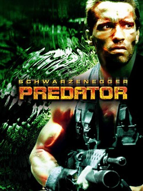 Double Feature: PREDATOR / THE RUNNING MAN Photos + Posters