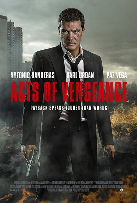 Acts Of Vengeance Photos + Posters