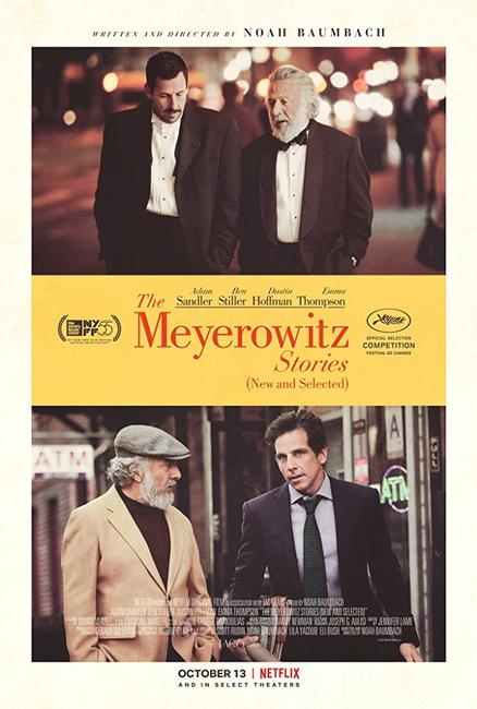 The Meyerowitz Stories (New and Selected) Photos + Posters