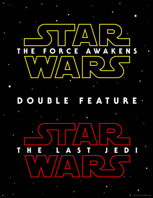 Star Wars Double Feature (2017) Photos + Posters