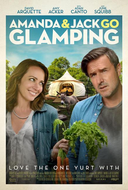 Amanda & Jack Go Glamping Photos + Posters