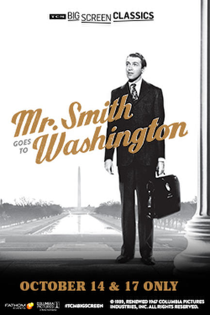 Mr. Smith Goes to Washington (1939) presented by TCM Photos + Posters