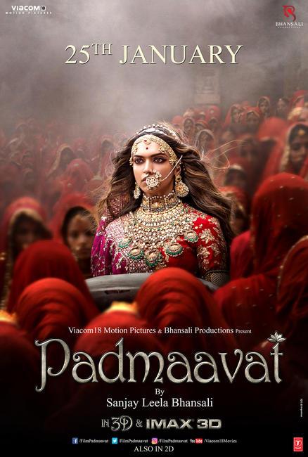 Padmaavat Photos + Posters