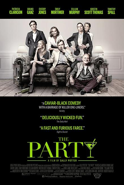 The Party (2018) Photos + Posters