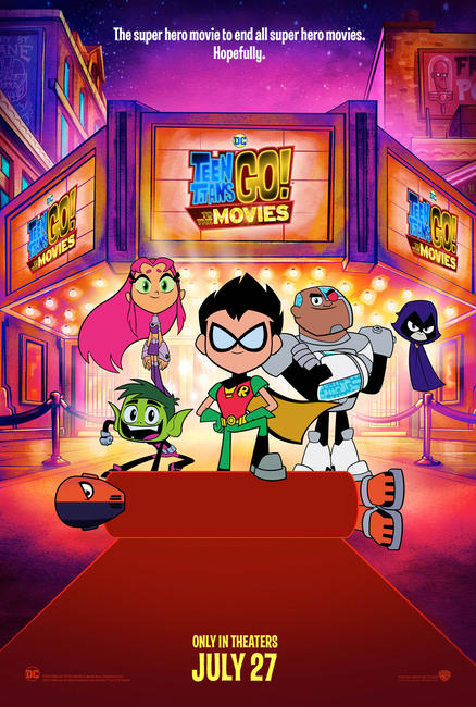 Teen Titans Go! To the Movies Photos + Posters