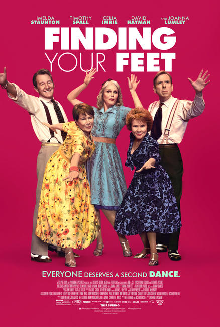 Finding Your Feet Photos + Posters