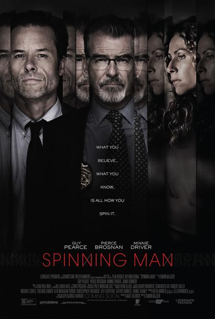Spinning Man Photos + Posters