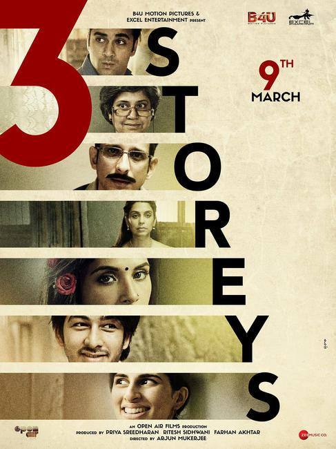 3 Storeys Photos + Posters