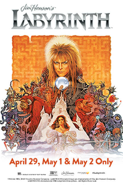 Labyrinth (1986) Event Photos + Posters