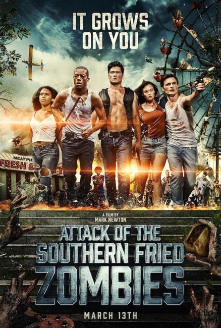 Attack of the Southern Fried Zombies Photos + Posters